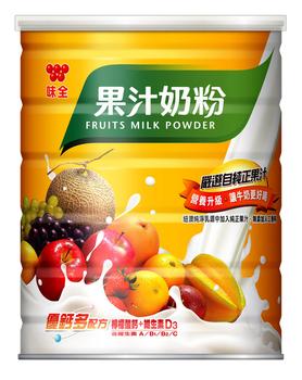 味全 味全果汁奶粉-優鈣多(1000g/罐)