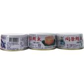 《同榮》鮪魚(185gx3罐/組)