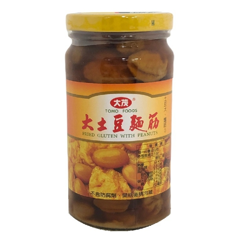 《大茂》大土豆麵筋(375g)