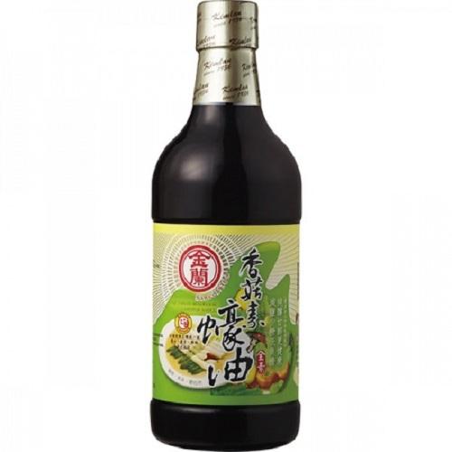 《金蘭》香菇素蠔油(1000ml)