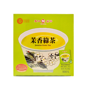 《天仁》防潮包茉莉綠茶(2g*100包/盒)