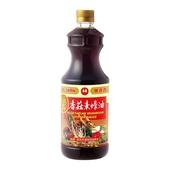 《萬家香》極品香菇素蠔油(1200ml/瓶)