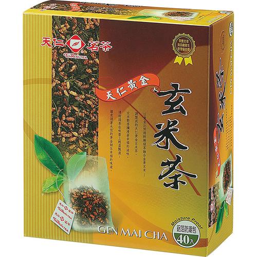 天仁 黃金玄米茶(3g*40包)