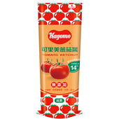 《可果美》蕃茄醬柔軟瓶(500g)