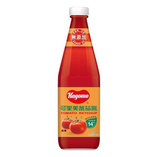 可果美 蕃茄醬(700g/瓶)