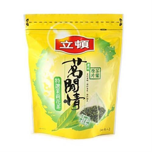立頓 茗閒情-茉莉花茶(2.8gx40包/袋)