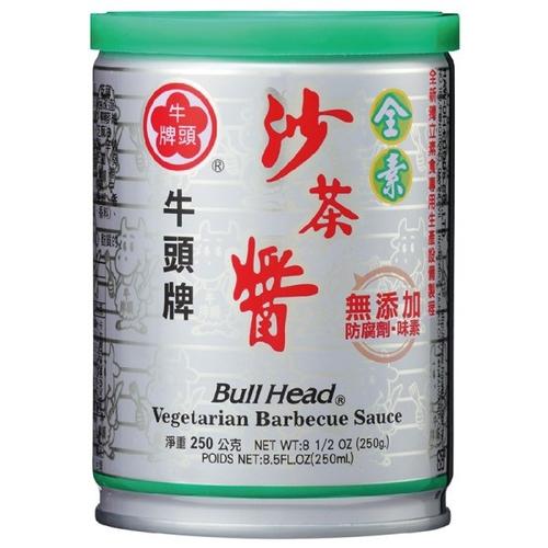 牛頭牌 5號素食沙茶醬(250g/罐)