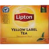 《立頓》黃牌紅茶包(2gx100包/盒)