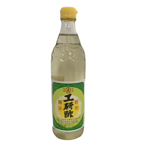 工研 白酢(600ml/瓶)