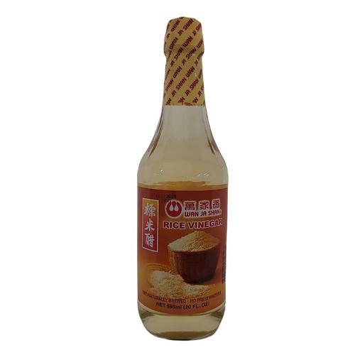 萬家香 糯米酢(595ml)