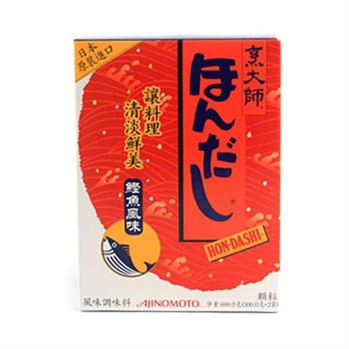 烹大師 鰹魚風味調味料(300g*2袋/盒)