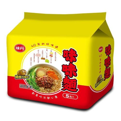《味丹》味味麵精燉肉燥(85gx5包/組)