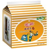 《統一》肉骨茶風味(93gx5包/組)