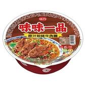 《味丹》味味一品原汁珍味牛肉麵(185gx2碗/組)