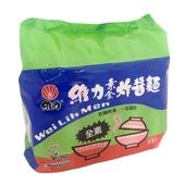 《維力》炸醬麵-素食(90gx5包/組)