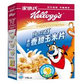 《家樂氏》東尼香甜玉米片175g/盒 $71