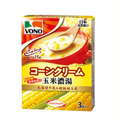 《VONO》CupSoup玉米濃湯(16.8gx3包/盒)