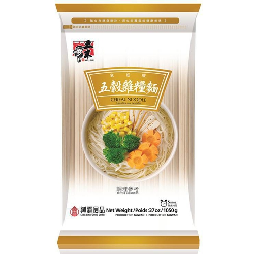 五木 五穀雜糧麵(1050g)