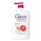 《GREEN綠的》抗菌沐浴乳-葡萄柚(1000ml/瓶)