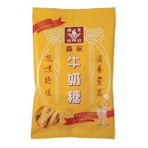 森永 牛奶糖家庭包-原味(363g/包)