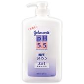 《嬌生》PH5.5二合一潤膚沐浴乳(1000ml)