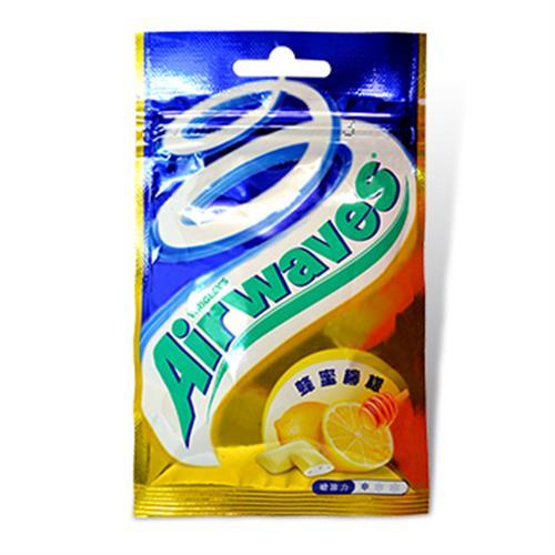 Airwaves 口香糖-蜂蜜檸檬(28g/袋)
