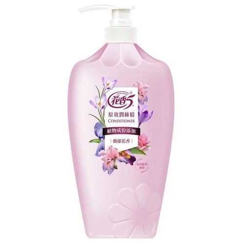 花香5 原效潤絲精(1100G/瓶)
