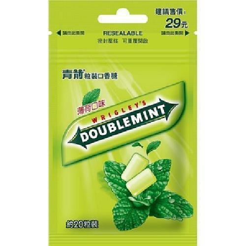 青箭 口香糖(20粒/袋)