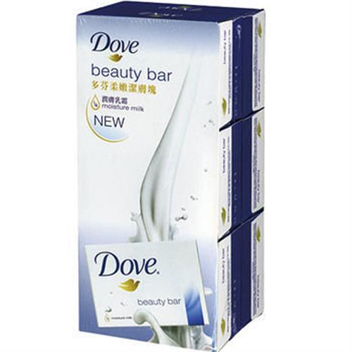 Dove 多芬乳霜皂(100g*6塊/組)