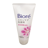 《Biore》蜜妮柔珠深層洗面乳(100g/條)
