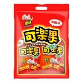 《聯華》可樂果量販包(57g*4包/袋)