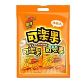 《聯華》可樂果量販包-辣味(57g*4包/袋)