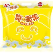 《乖乖》彎的脆果-煉乳4入組合包(52g*4包/組)