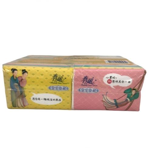 《春風》袖珍包面紙(10抽*36包入/組)