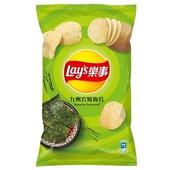 《Lay's樂事》九州岩燒海苔(97g/包)