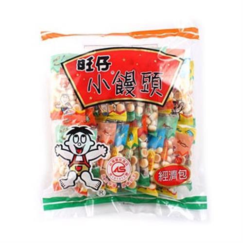 旺旺 旺仔小饅頭-經濟包(400g)
