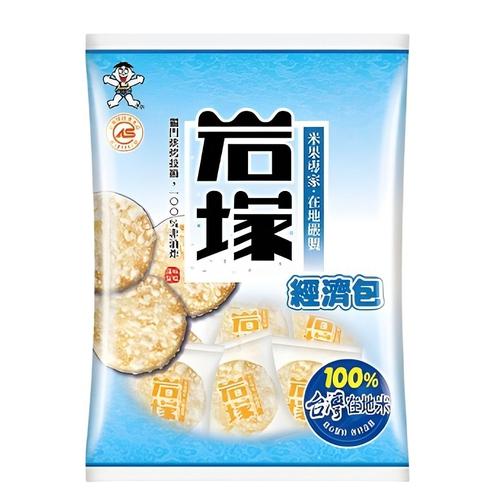 旺旺 仙貝岩塚經濟包(350g/包)
