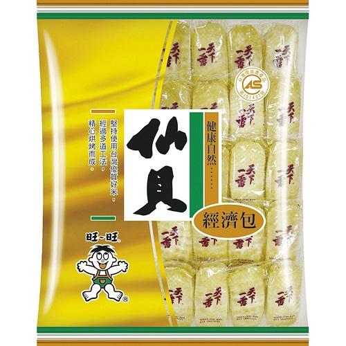 旺旺 仙貝經濟包(350g/包)