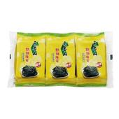 《聯華》元本山朝鮮海苔(10枚*3入/包)