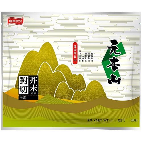 聯華 元本山對切海苔-芥末(31.2g/包)