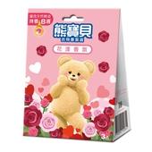 《熊寶貝》衣物香氛袋-花漾香氛(7g*3片/盒)