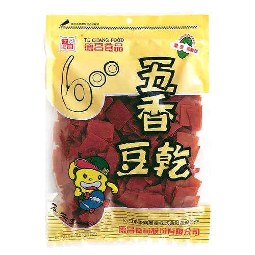 德昌 五香豆乾(300g/包)