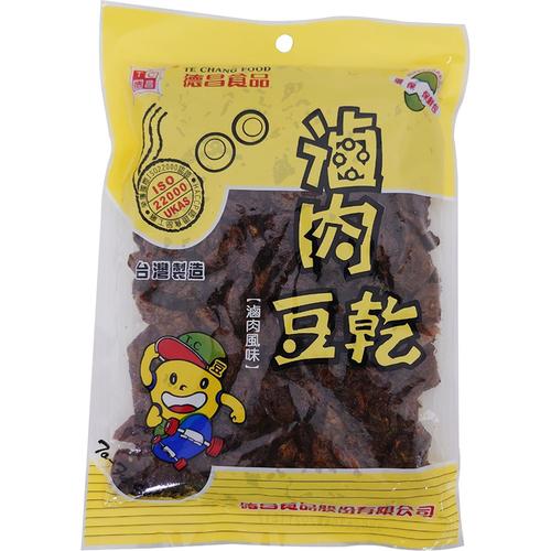 德昌 滷肉豆乾(350g/包)