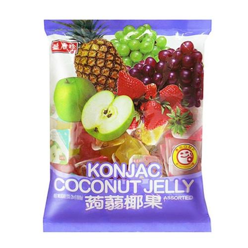 《盛香珍》蒟蒻椰果果凍-綜合包(1000g/包)