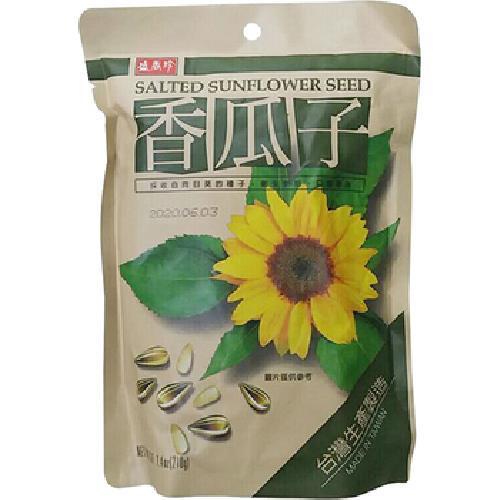 盛香珍 香瓜子(210g/包)
