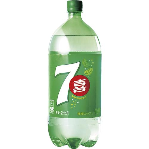 七喜 汽水(2000cc/瓶)
