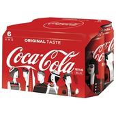 《可口可樂》可樂(330mlx6罐/組)