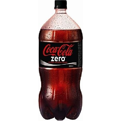 可口可樂 zero(2000ml/瓶)
