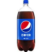 《百事》可樂(2000cc/瓶)