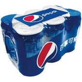 《百事》可樂(330cc*6罐/組)